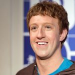 Bangkok - Jan 29: A Waxwork Of Mark Zuckerberg On Display At Mad